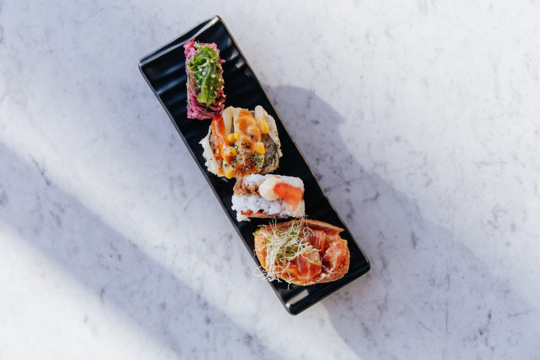 Sushi Soldier, Little High Eatery
